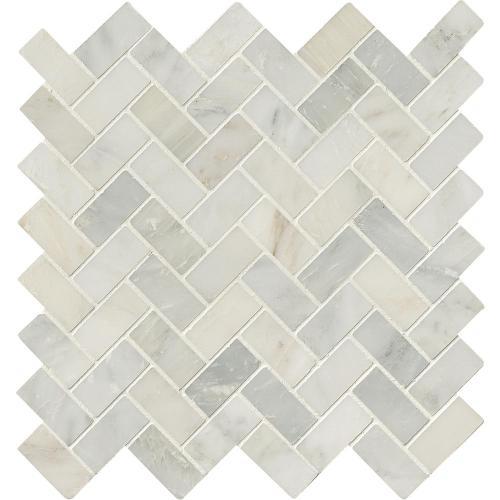 Medium Of Herringbone Tile Pattern