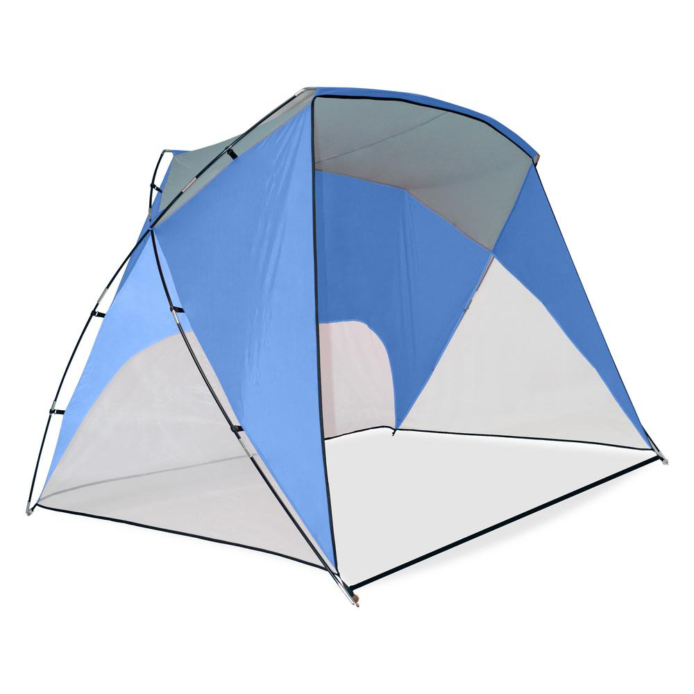 Caravan Sports 9 Ft X 6 Ft Blue Sport Shelter - Sports Canopy