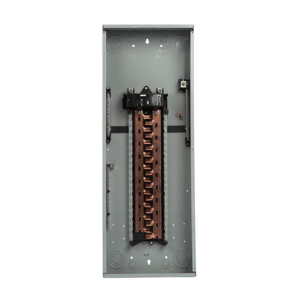 Siemens PL Series 200 Amp 30-Space 40-Circuit Main Breaker Indoor