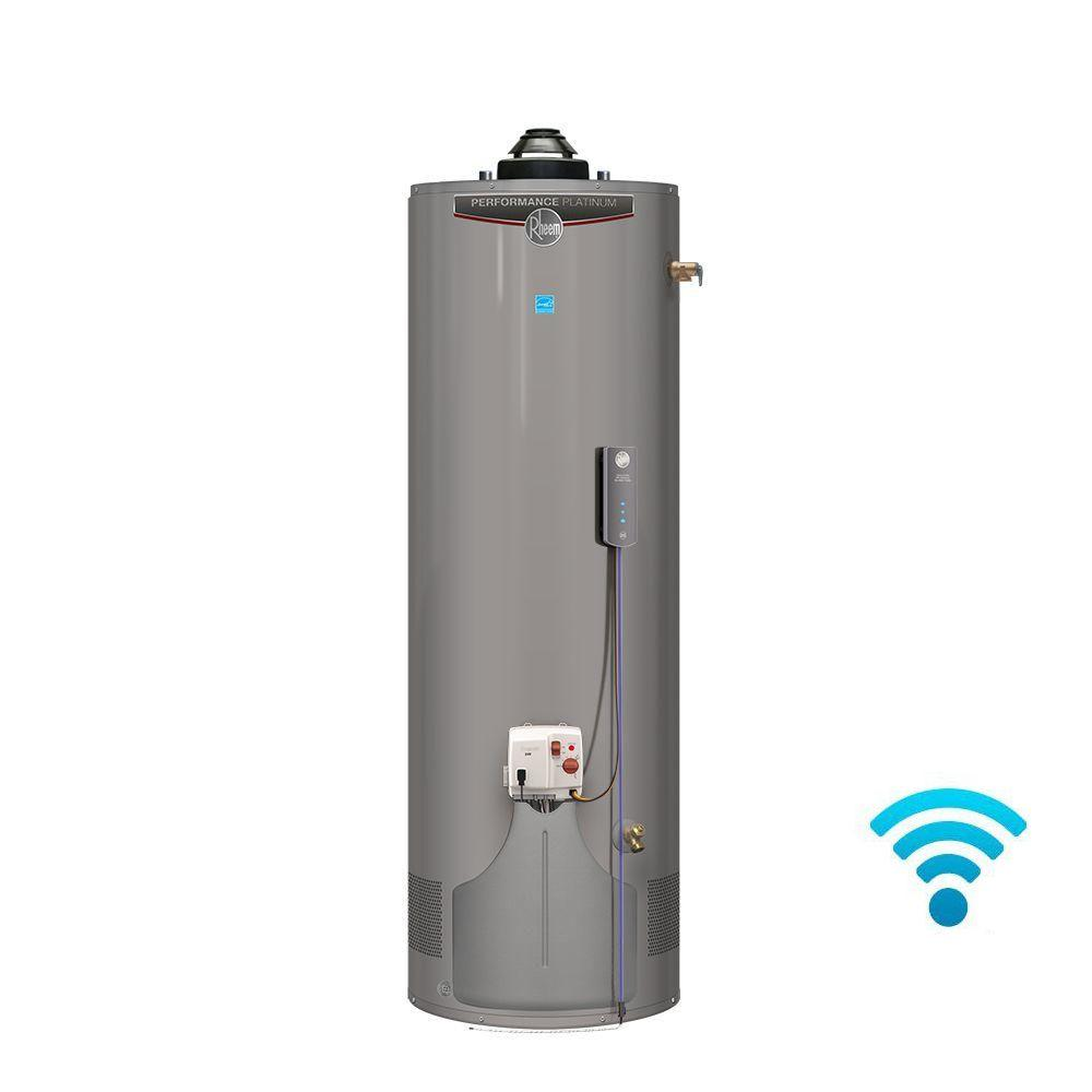Rheem Performance Platinum 50 Gal Tall 36000 Btu Energy