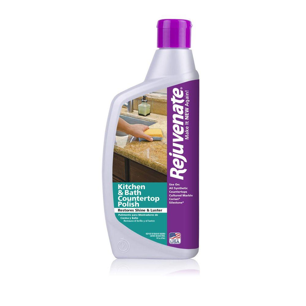 Cleaning Formica Countertops Rejuvenate 16 Oz Countertop Polish