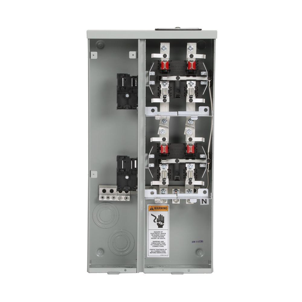 Meter Sockets - Metering  Temporary Power - The Home Depot