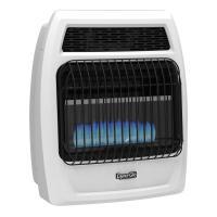 Reddy Heater 18,000 - 20,000 BTU Infrared Dual-Fuel Wall ...