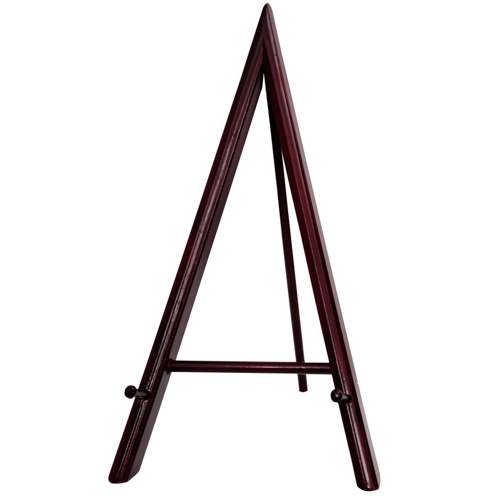 Easels Rosewood 3 In W Decorative Easel Stand