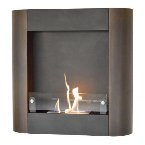 Medium Of Ethanol Fireplace Insert