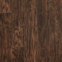 Pergo XP Coffee Handscraped Hickory 10 mm Thick x 5-1/4 in ...