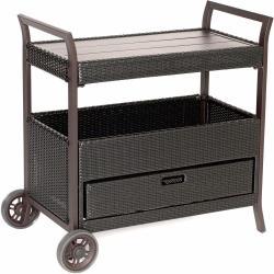 Small Of Outdoor Bar Cart