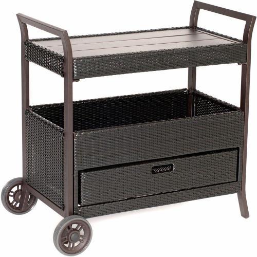 Medium Of Outdoor Bar Cart