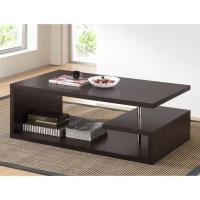 Baxton Studio Lindy Dark brown Coffee Table-28862-4511-HD ...
