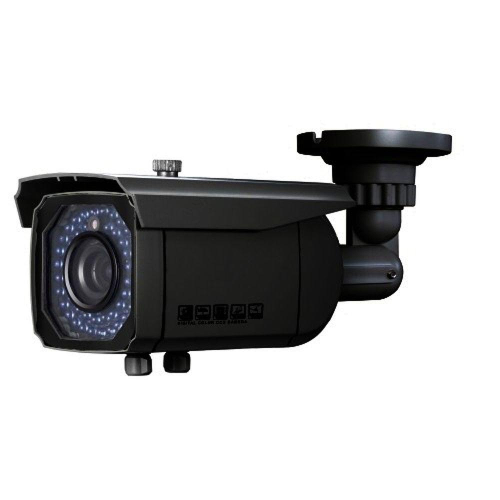 Seqcam Wired Weatherproof 520tvl Indoor Outdoor Box Camera