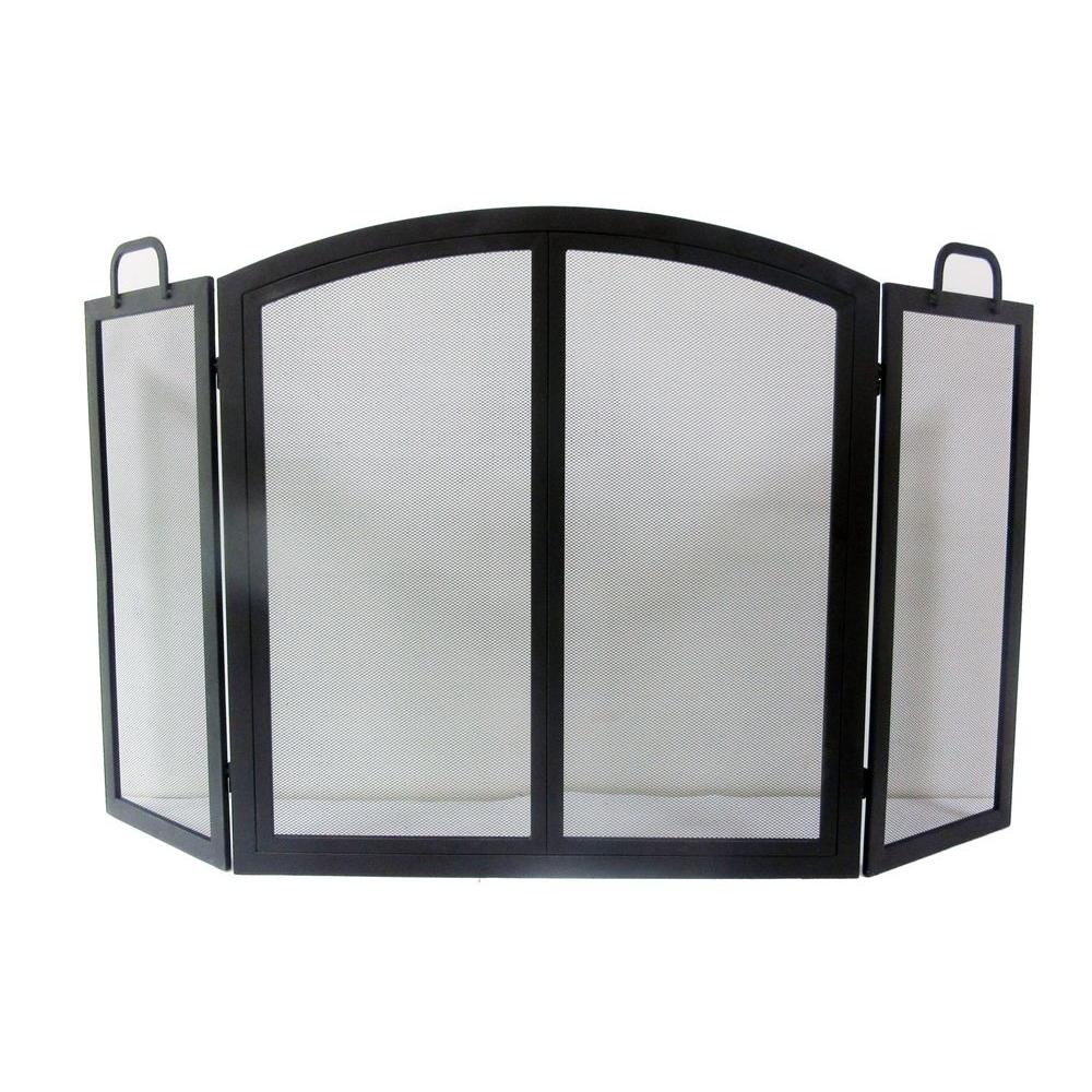 Fireplace Screen Home Depot Fireplace Hearth Accessory The Home Depot