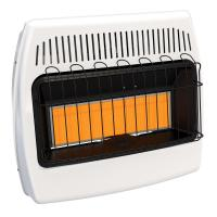 Dyna-Glo 30,000 BTU Infrared Vent Free LP Wall Heater ...