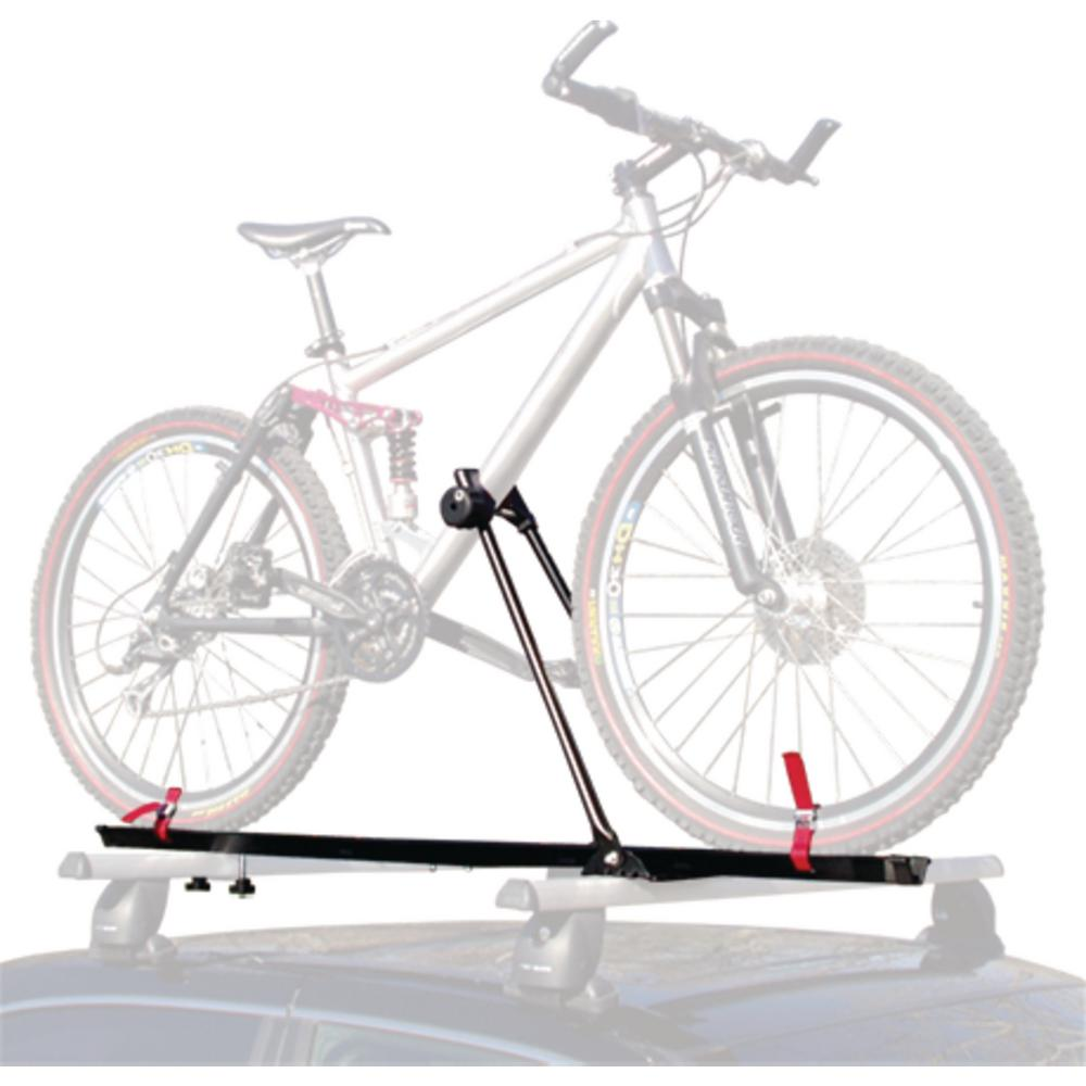 Bike Rack For The Garage Swagman Upright Roof Rack Bike Rack For 1 Bike