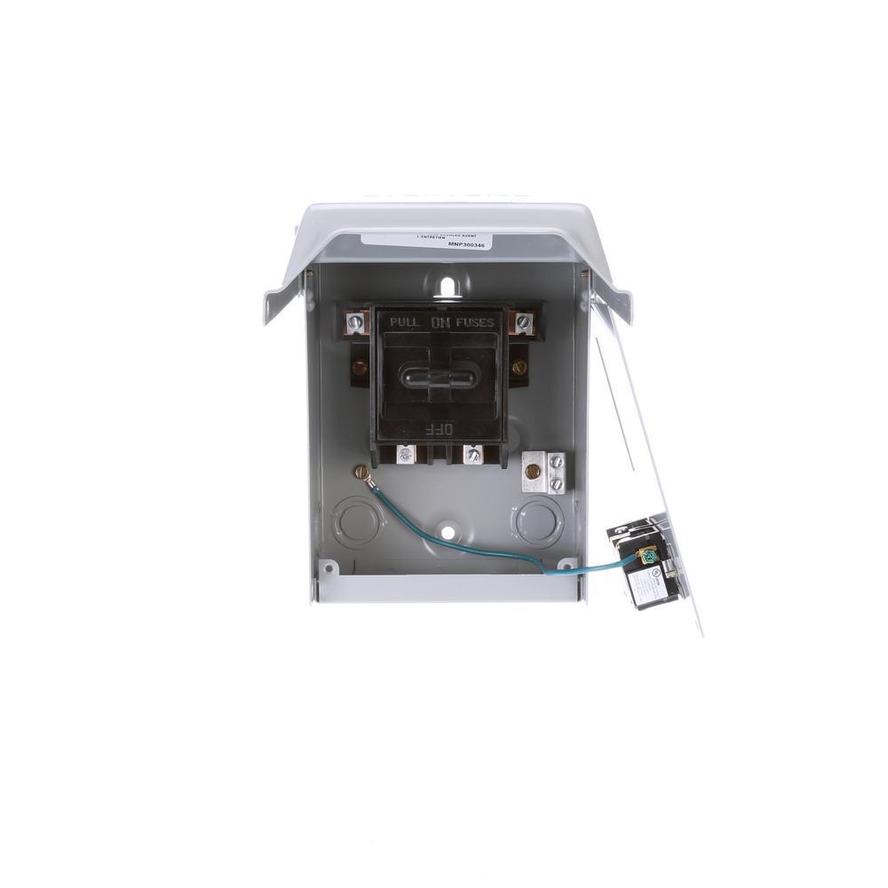 120 240 30 amp fuse box