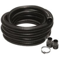 Everbilt 1-1/4 in. x 24 ft. Sump Pump Discharge Hose Kit ...