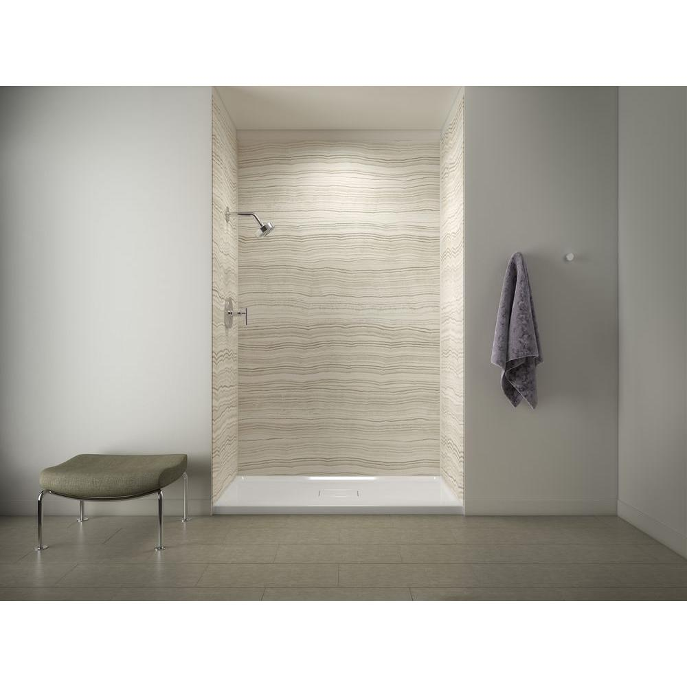 Kohler Choreograph Reviews Kohler Archer 60 In. X 36 In. Shower Base With Choreograph