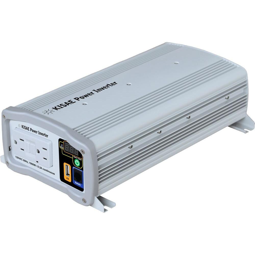 1000 Watt Pure Sine Wave Inverter Kisae 1 000 Watt Sine Wave Inverter