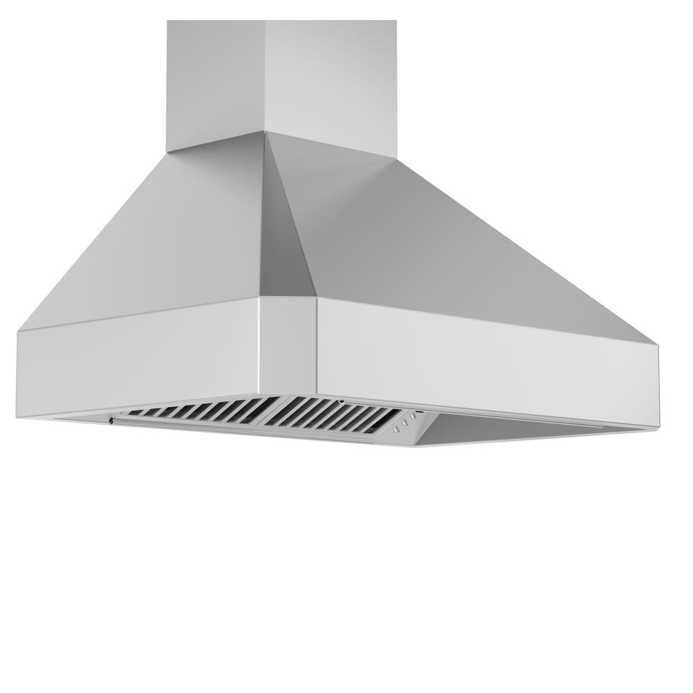 900 Rangehood Zline Kitchen And Bath 30 In 900 Cfm Wall Mount Range Hood In Stainless Steel