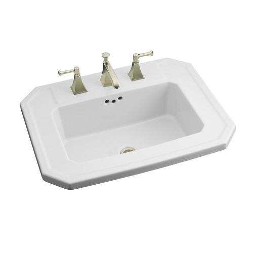 Medium Of Drop In Bathroom Sinks