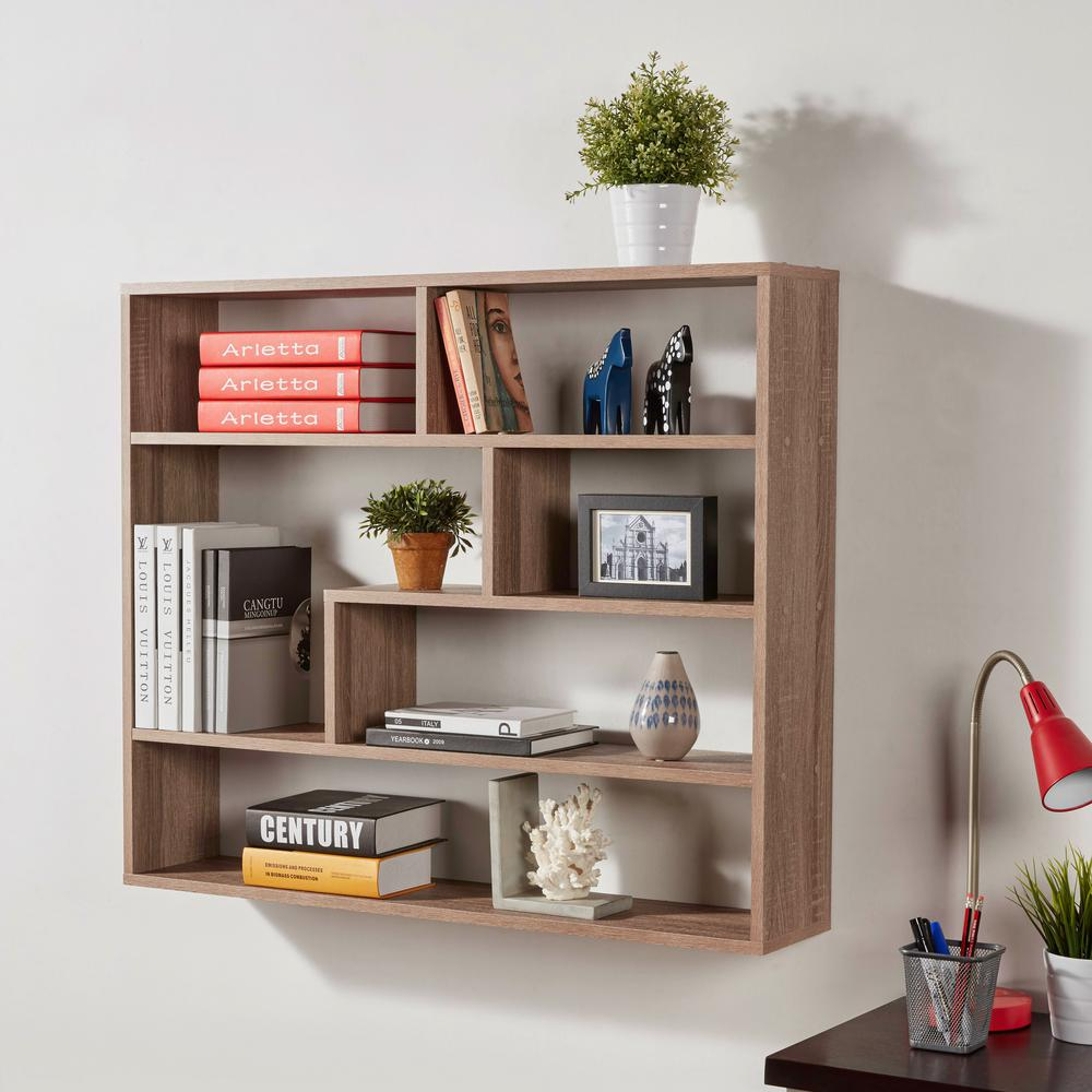 Fullsize Of Decorative Shelf Unit