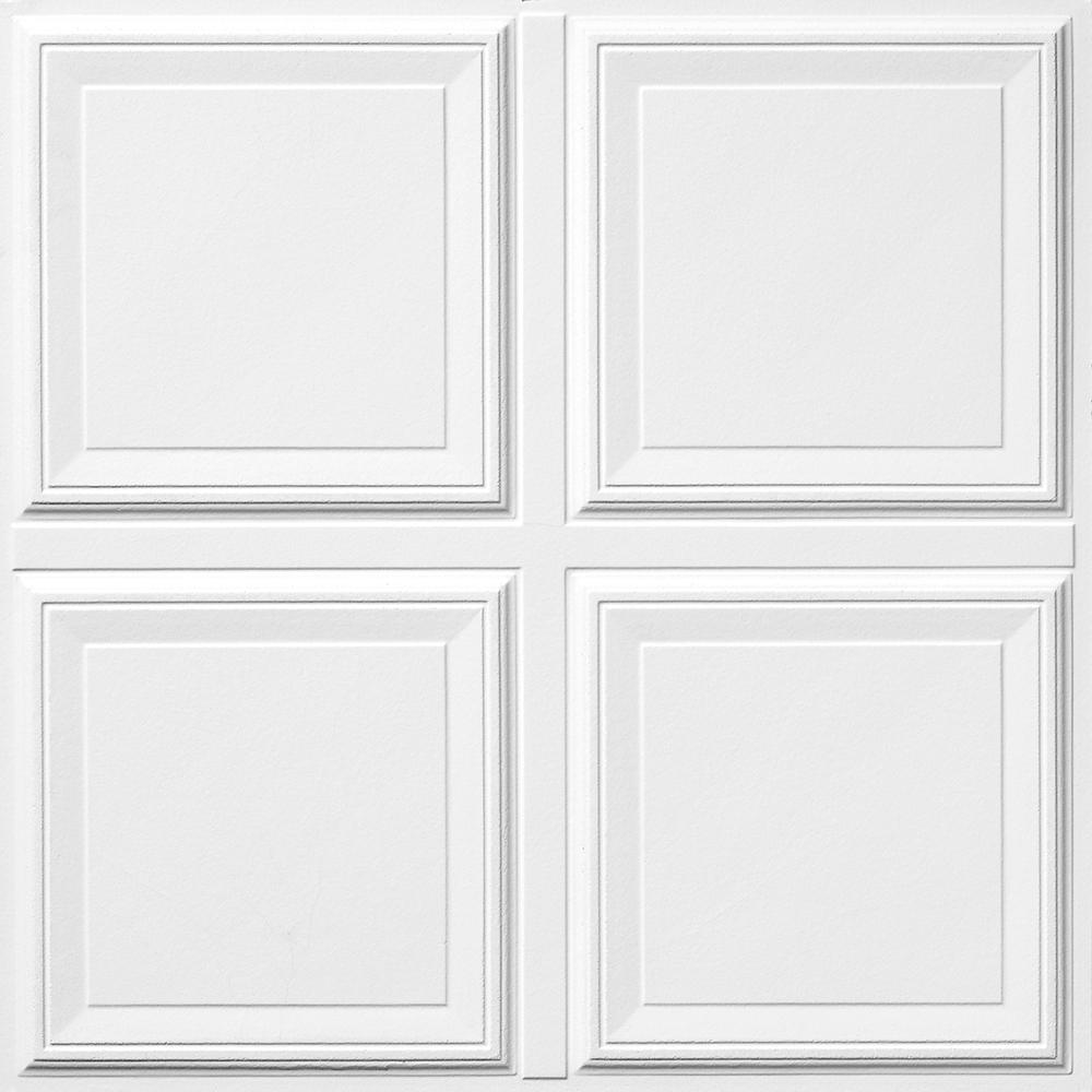 Armstrong Raised Panel 2 ft. x 2 ft. Raised Panel Ceiling