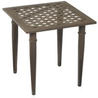 Inspiring Metal Patio Side Table - Patio Design #386