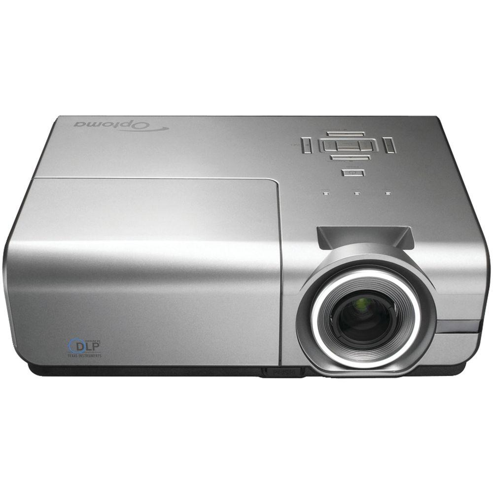 Optoma 3d Optoma 1600 X 1200 Dlp Full 3d Multimedia Projector With 6000 Lumens