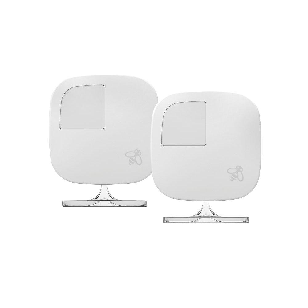Ecobee Sensor Ecobee Room Sensors 2 Pack For Ecobee Thermostats