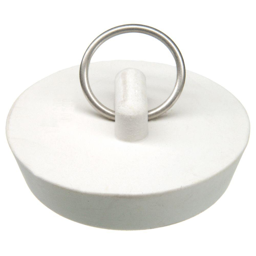 Danco 1 3 4 In Kitchen Sink Stopper In White 88272 The