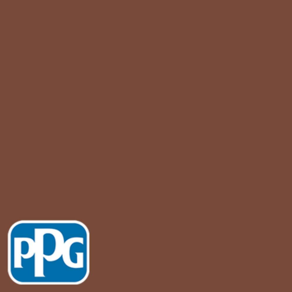 Brick Paint Colors Interior Ppg Timeless 8 Oz Hdppg1n27 Red Brick Flat Interior Exterior Paint Sample
