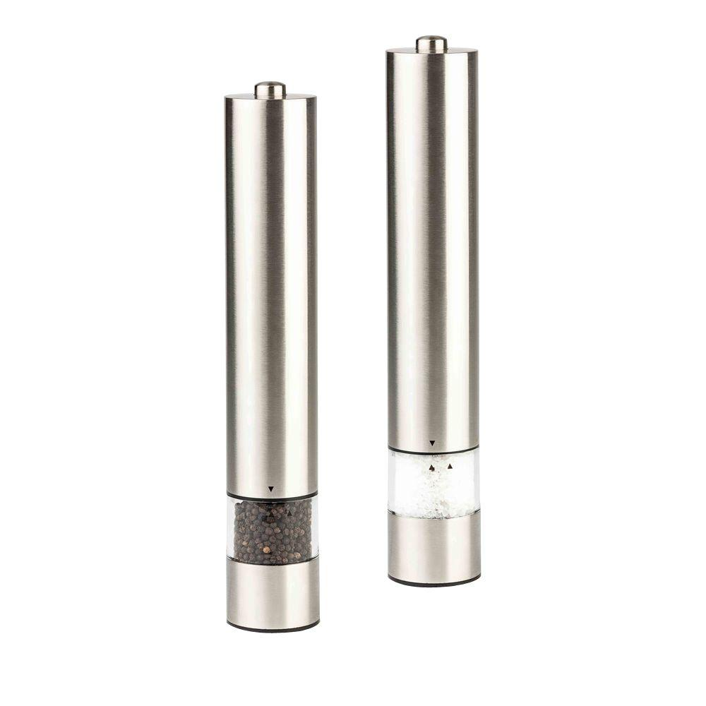 Modern Salt Pepper Shakers Modern Homes Gourmet Electric Salt Pepper Mill