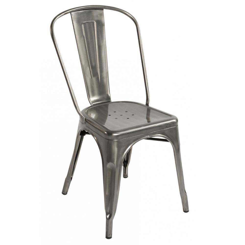 Famous Chair Gunmetal Talix Dining Chair