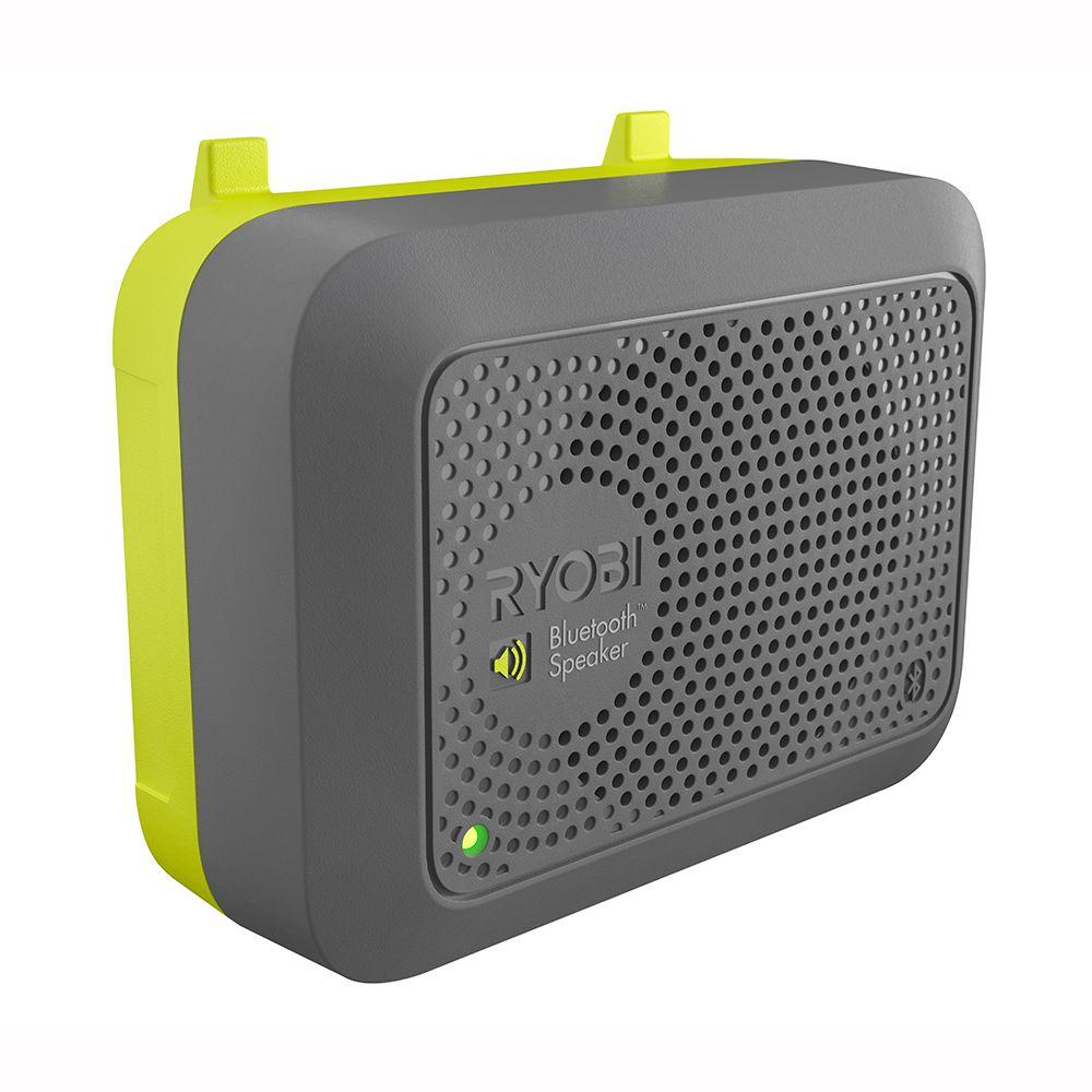 Ryobi Garage Door Fan Ryobi Garage Bluetooth Wireless Speaker Accessory