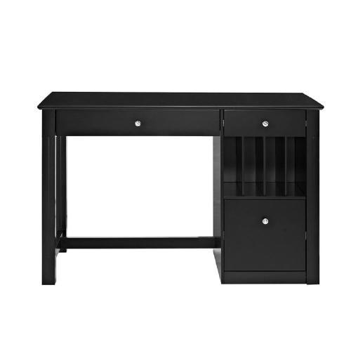 Medium Crop Of Wood Computer Desk