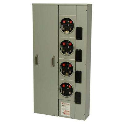 Underground only - Meter Sockets - Metering  Temporary Power - The