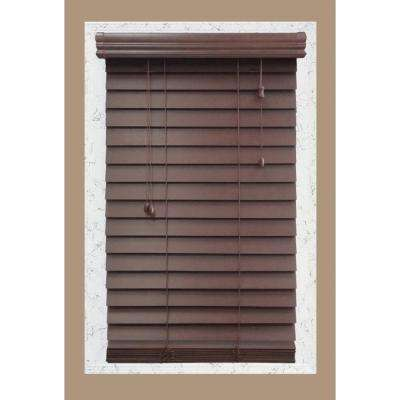 Wood Blinds - Blinds - The Home Depot