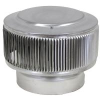 Active Ventilation Aura PVC Vent Cap 8 in. Dia Exhaust ...