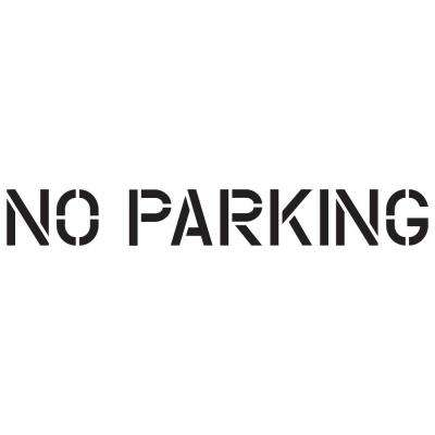 Parking Lot - Commercial Stencils - Signs, Letters  Numbers - The - pretty lettering stencils