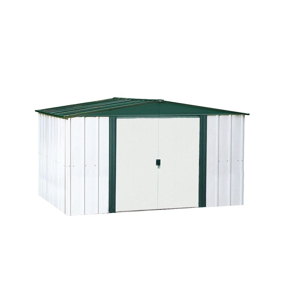 Garage Storage Buildings Arrow Hamlet 8 Ft X 6 Ft Steel Storage Building