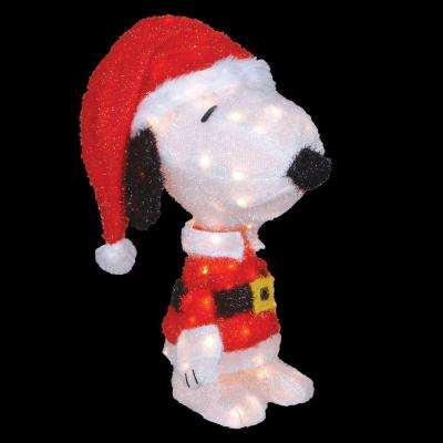 Plug-in - Holiday Characters - Christmas Yard Decorations - home depot outdoor christmas decorations