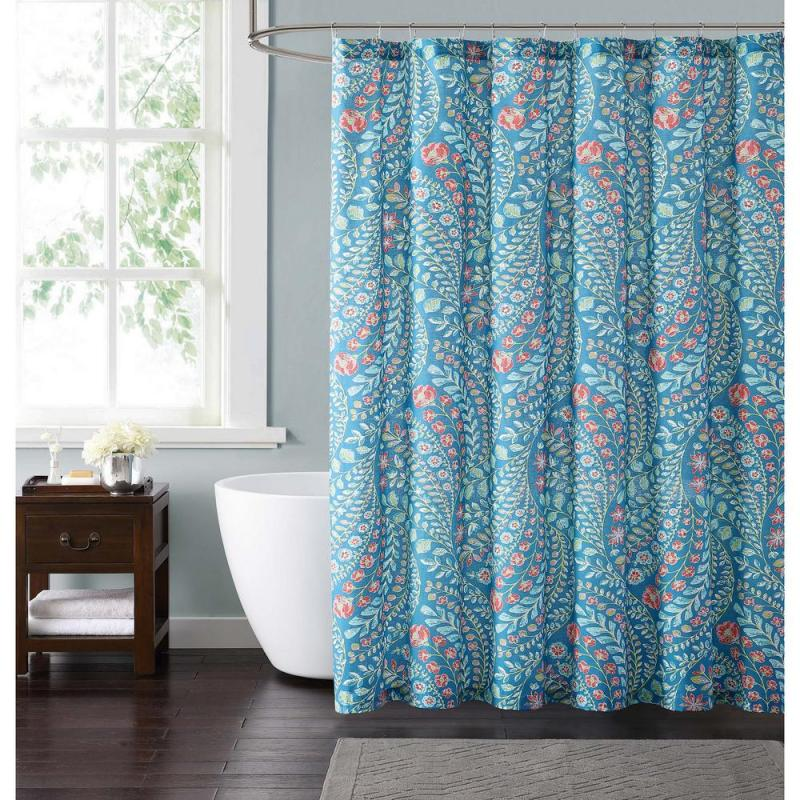 Large Of Teal Shower Curtain