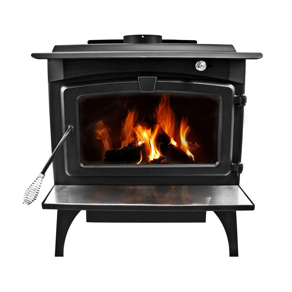 Wood Burning Fireplace Heater Blower Pleasant Hearth 1 800 Sq Ft Epa Certified Wood Burning Stove With Blower Medium
