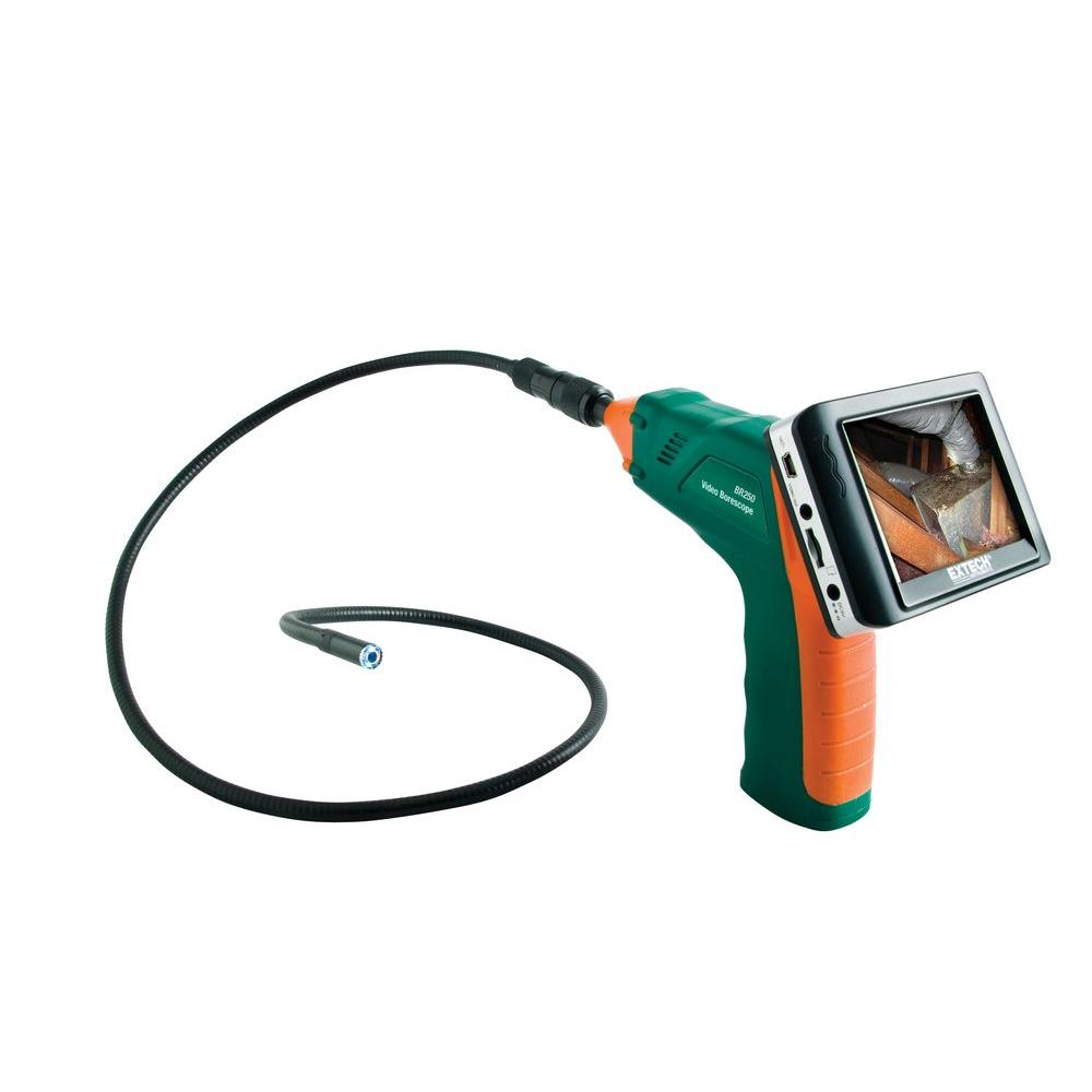 Wireless Inspection Camera Extech Instruments Video Borescope And Wireless Inspection Camera