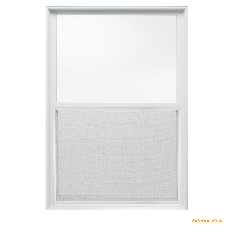 48 x 48 window double hung