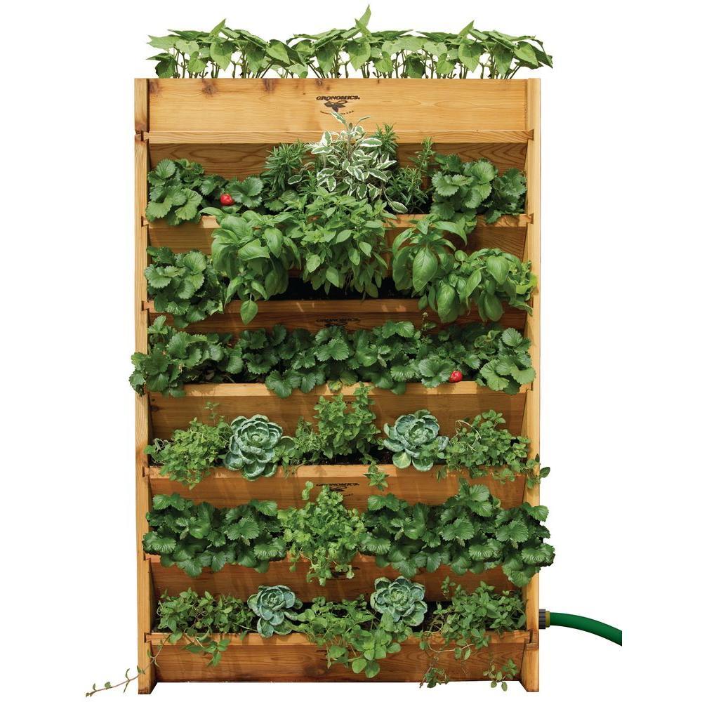 Fullsize Of Wall Herb Garden