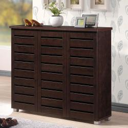 Small Crop Of Wood Storage Cabinets