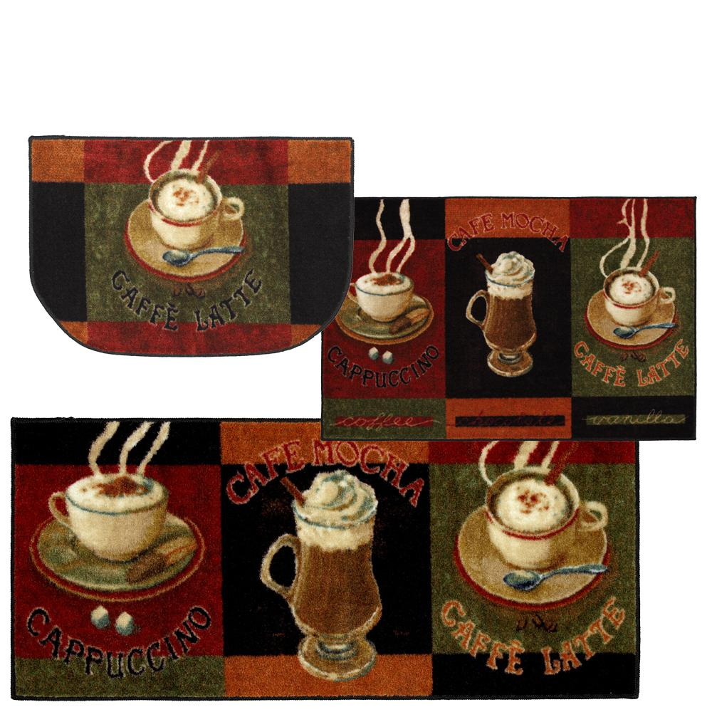 Mohawk Home Caffe Latte Primary 26 Ft X 310 Ft Kitchen