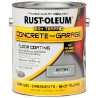 Rust-Oleum 1 gal. Armor Gray Concrete Floor Paint-260724 ...