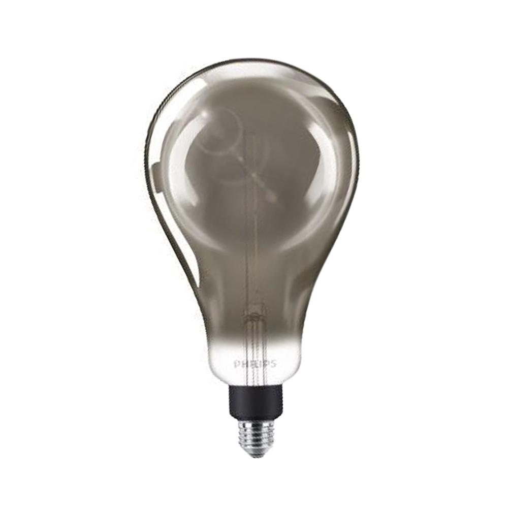 Glass Edison Lamp Philips 25 Watt Equivalent A50 Dimmable Modern Glass Edison Led Large Light Bulb Cool White 4000k