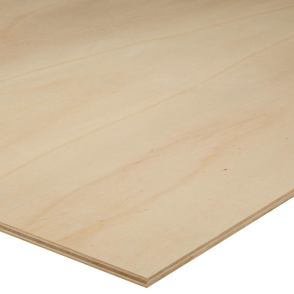 Half Inch Plywood 12mm Sande Plywood 1 2 In Category X 4 Ft X 8 Ft Actual 472 In X 48 In X 96 In
